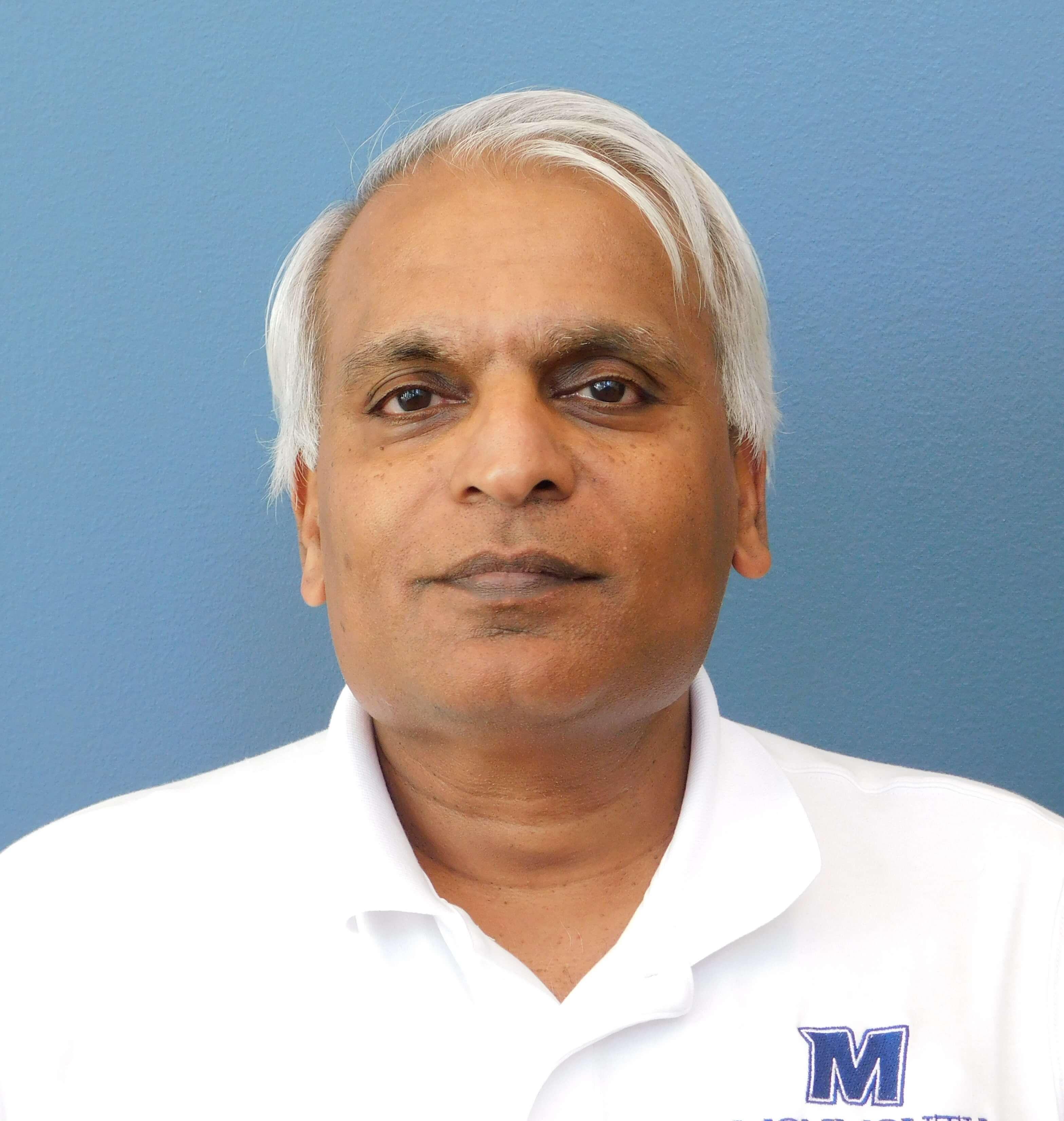 Photo of Raman Lakshmanan, Ph.D.