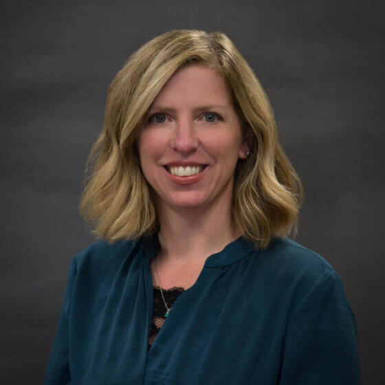 Photo of Megan Delaney, Ph.D.