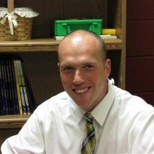 Photo of Jonathan T. Moss, Ed.D.