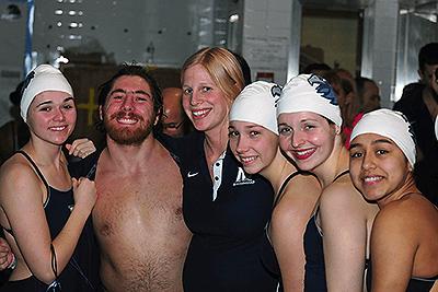Nicole Alsobrooks Swimming Class