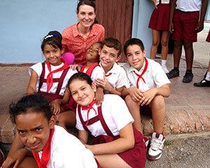 Weinburg - Children in Cuba