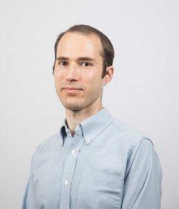 Photo of David Darmon, Ph.D.