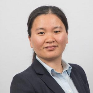 Photo of Ling Zheng, Ph.D.