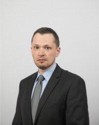 Headshot of Mikhail Sher, Ph.D.
