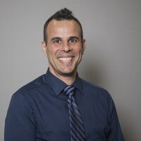 Matthew Tirrell, Director of Field Placement for Professional Counseling
