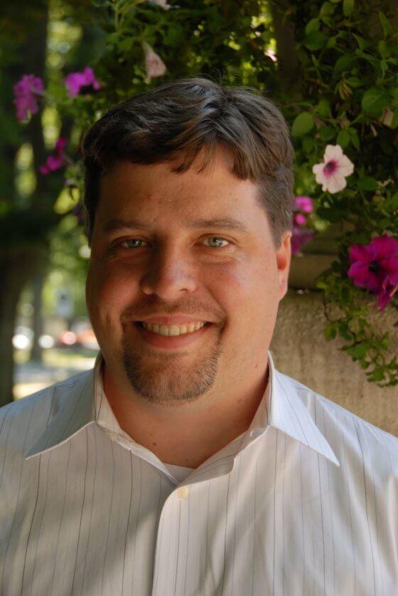 Photo of Patrick Dorsey