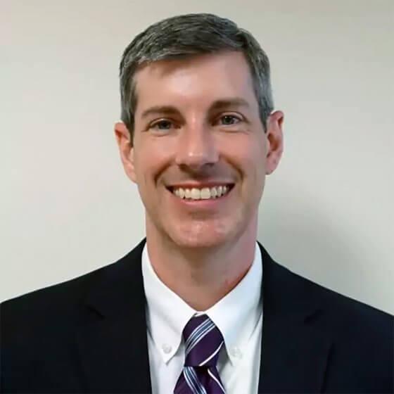 Photo of Dr. Jason Fitzgerald