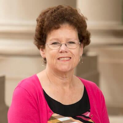 Photo of Sarah J. Moore