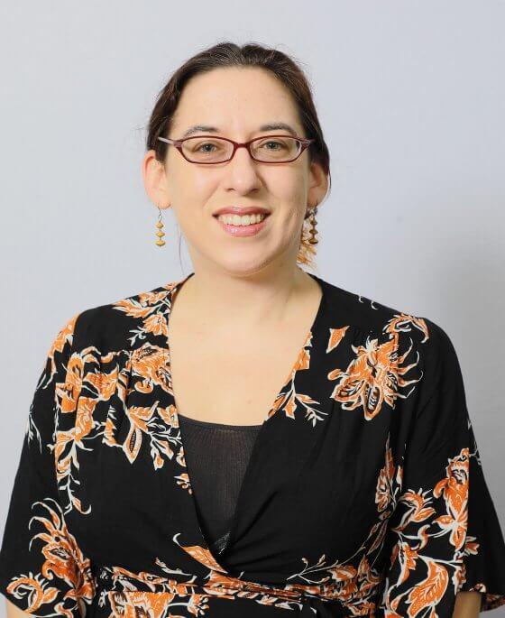 Keri Sansevere portrait