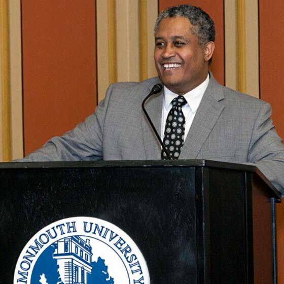 Photo of Dr. Walter D. Greason