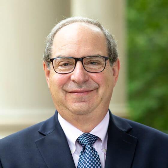 Headshot Photo of Dr. Stuart Rosenberg