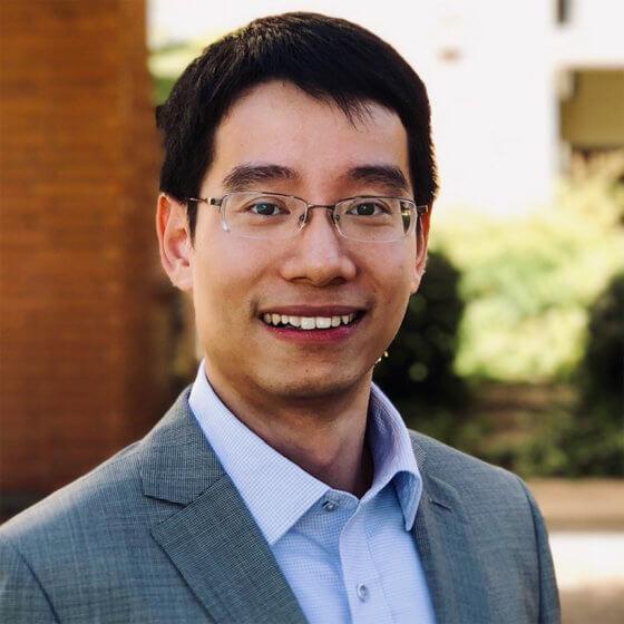 Photo of Professor Yun Luo