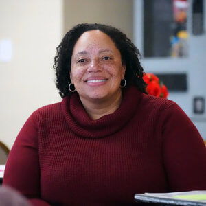 Photo of Dr. Robin Wiley