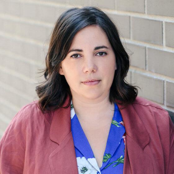 Photo of Emma Copley Eisenberg