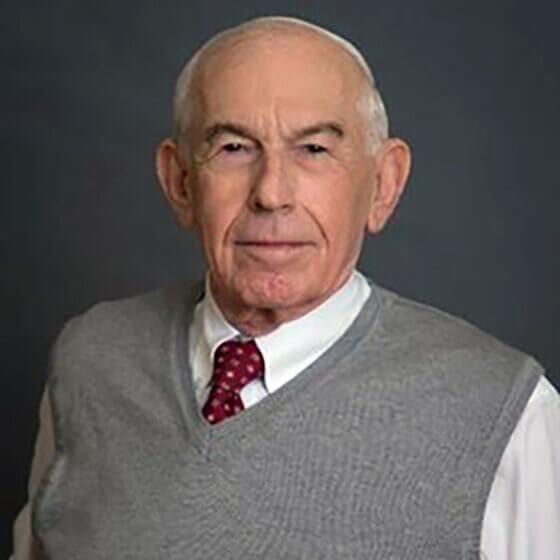 Photo of Dr. James Mack