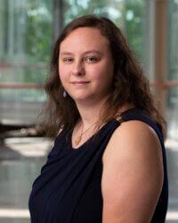 Image of Katelyn Snyder, EN Adjunct faculty. Go to EN Meet the Faculty directory.