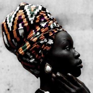 """BADFU image from Oladimeji Odunsi project """"Black Is"""""""