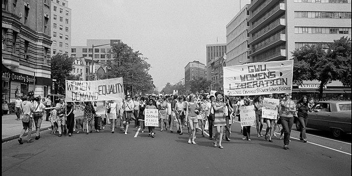 U.S. Feminist Movements: Select Social Histories from Monmouth Scholars