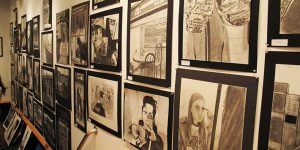 Gallery Exhibition: Second Senior Show – Fine Art and Art Education