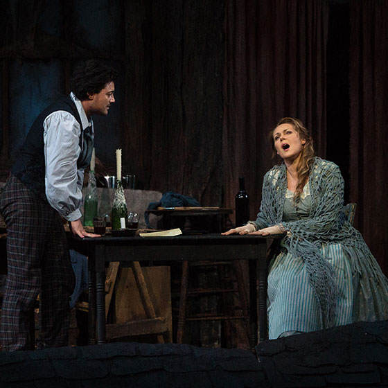 Summer Encore Series: La Boheme
