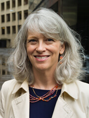 Ann Reid, executive director of the National Center for Science Education