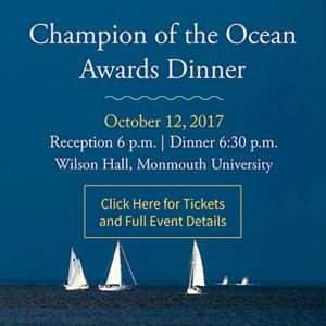 Champion of the Ocean Awards Dinner October 2017