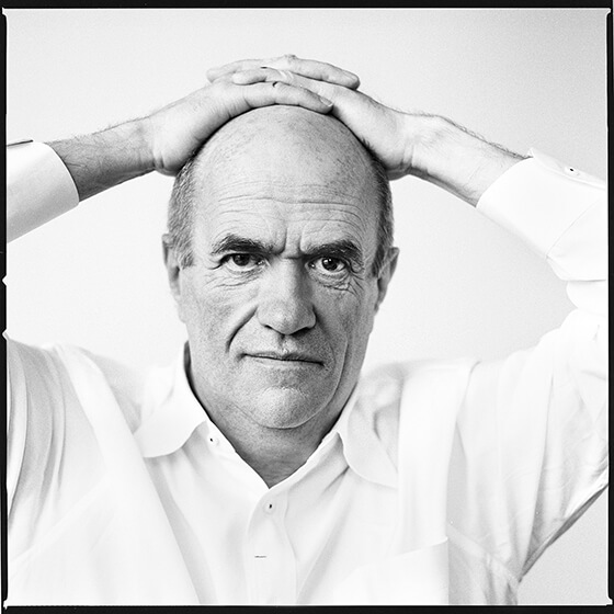 Visiting Writers: Colm Toibin
