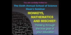School of Science Dean's Seminar