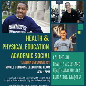 Health & Physical Education Academic Social