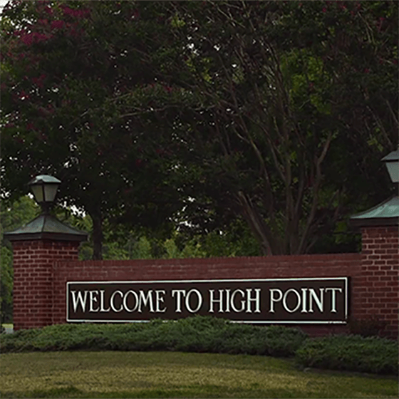 Welcome to High Point