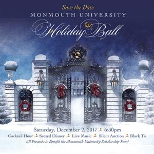 Monmouth University's Holiday Ball 2017