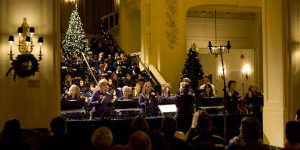 Holiday Concert at Monmouth University