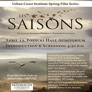 Invitation to Attend May 2017 Film Screening: Les Saisons (Seasons)