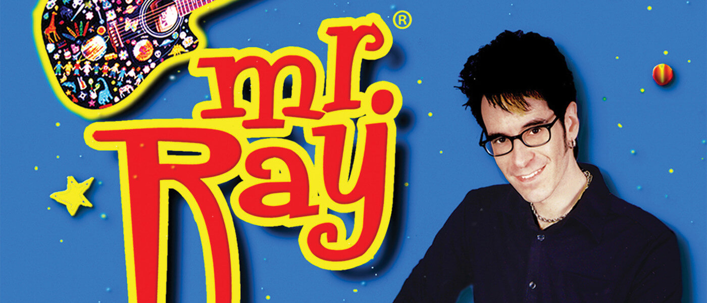 Promotional Photo of Mr. Ray