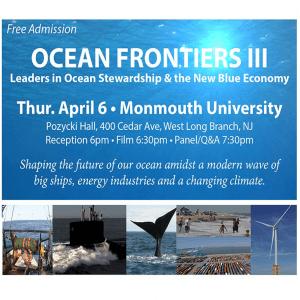 Invitation to Attend April 2017 Film Screening of Ocean Frontiers III
