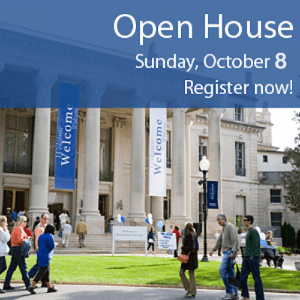 Open House, Sunday, October 8, 2017