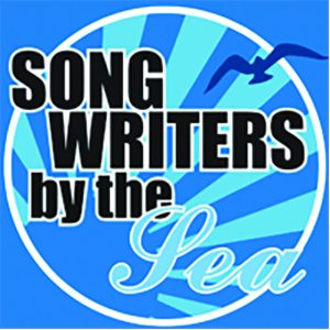 A graphic that says: Song Writers by the Sea
