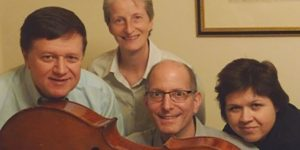 The Simon String Quartet Free Concert