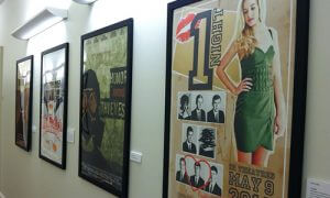 Student Movie Posters from the Department of Art & Design