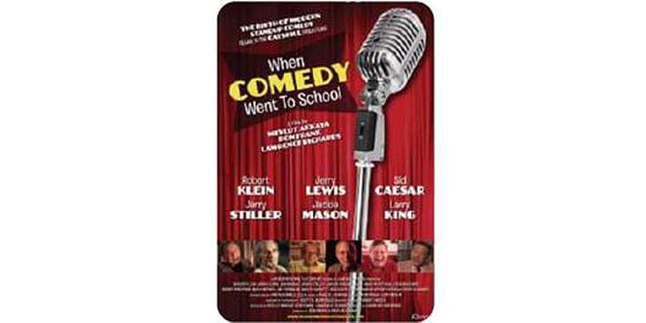 Film: When Comedy Went to School