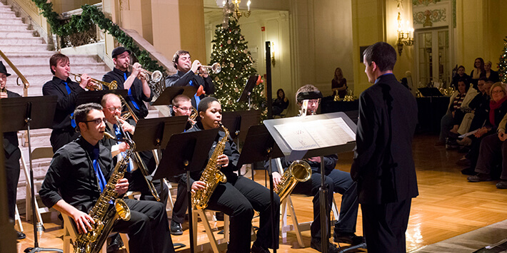 Winter Wonderland Concert at Monmouth University