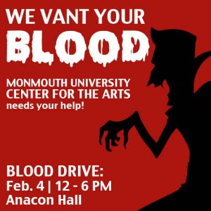 Blood Drive - We Vant Your Blood