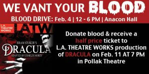 Blood Drive at Monmouth University
