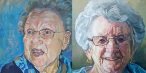 Janet Boltax – Aging in America: Portraits and Commentary