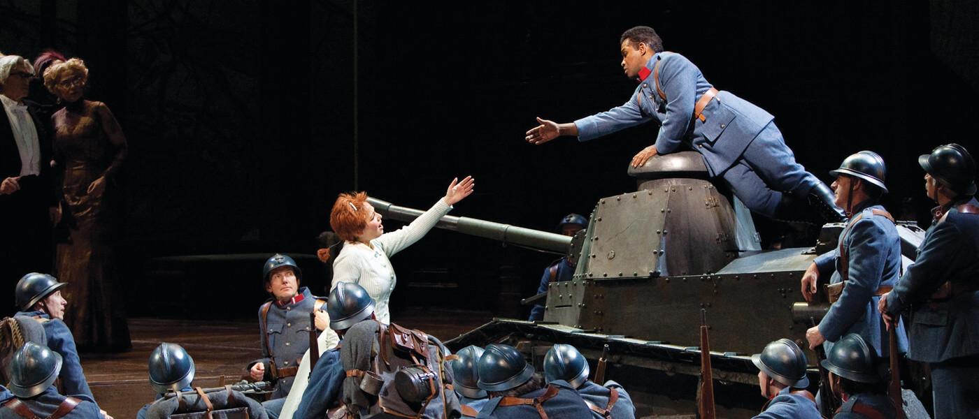 The Metropolitan Opera Broadcast: La Fille Du Regiment Encor