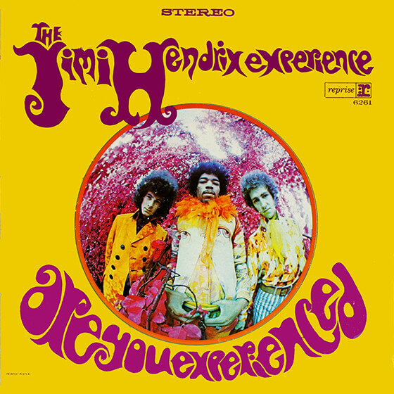 TUESDAY NIGHT RECORD CLUB: Jimi Hendrix, Are You Experienced?