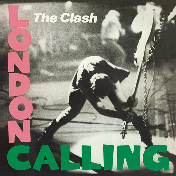 The Clash's London Calling