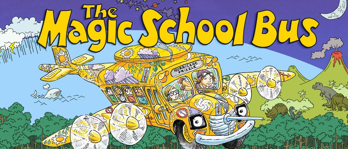 The Magic School Bus | Monmouth University