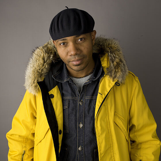 FILM SCREENING & FACULTY	LED DISCUSSION: REBIRTH OF A NATION BY PAUL D. MILLER AKA DJ SPOOKY
