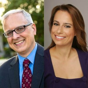 Fox News Contributor Julie Roginsky, and Founder and Director of the Monmouth Polling Institute Patrick Murray